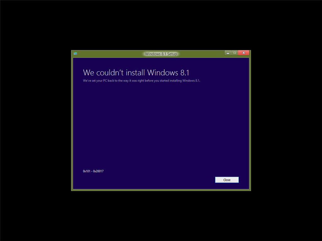 Error updating windows 8.1 dating a man 5 years younger