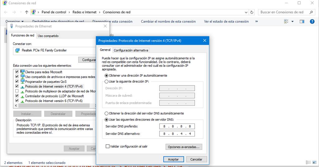Windows 10 Mi Pc Tarda Mucho En Cargar Las Paginas O Cualquier