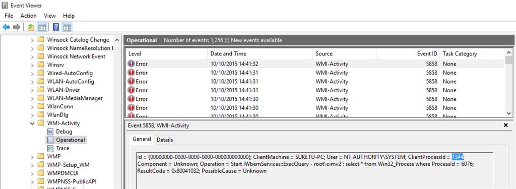 2 wmi provider host