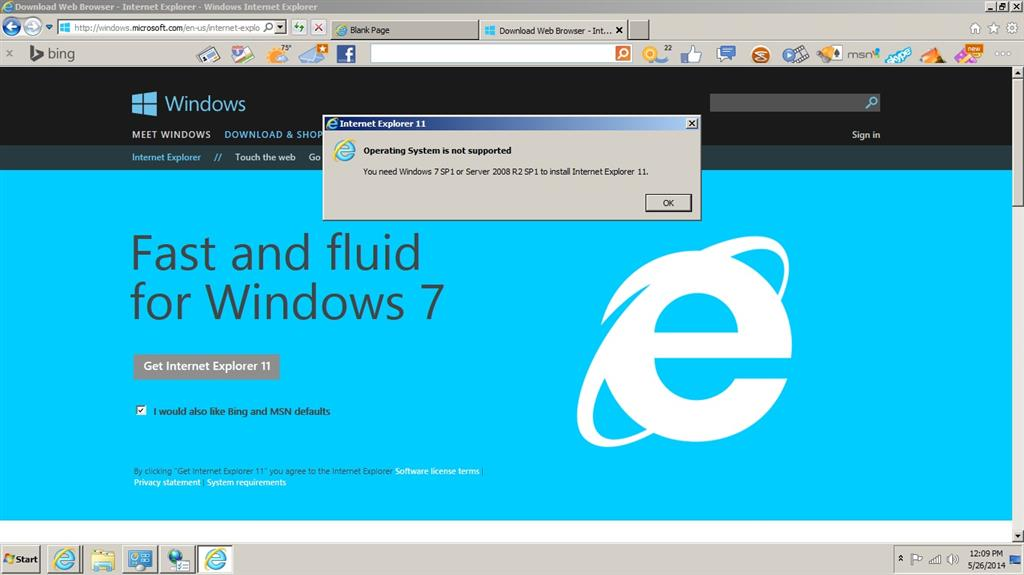How to launch internet explorer 11 in windows 10.