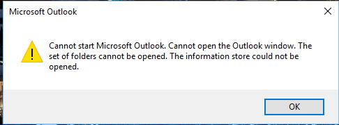 Outlook 2013 Does Not Open - Microsoft Community