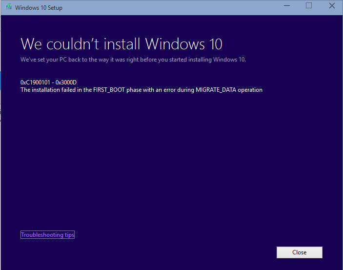 Windows 10 installation keeps failing microsoft community i try to install build 10041 and 10074 with the iso file in the installation of build 10041 it stuck on 39 in the installation of build 10074 ccuart Image collections