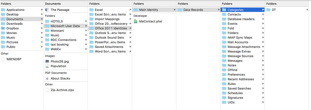 how to uninstall office 2011 mac sierra