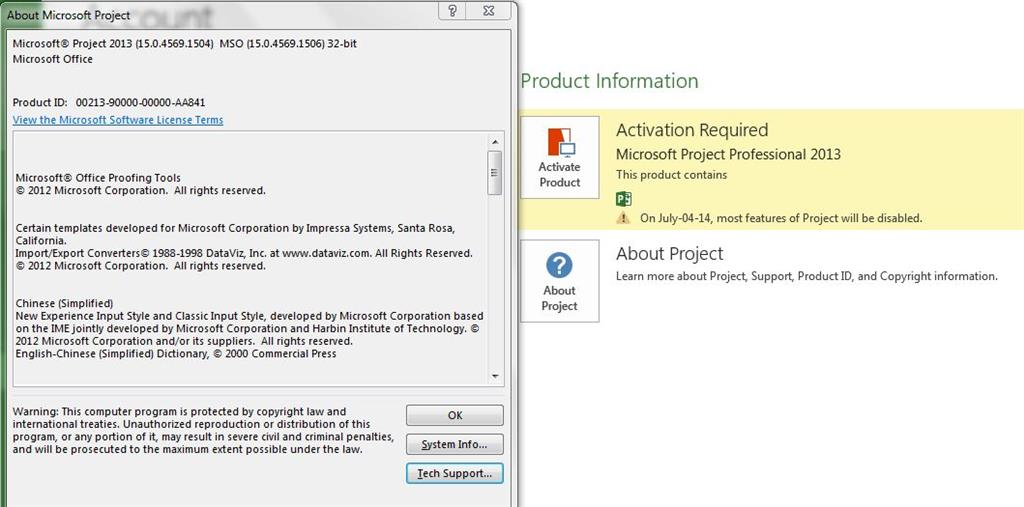 Microsoft Project 2013 Issue - Microsoft Community