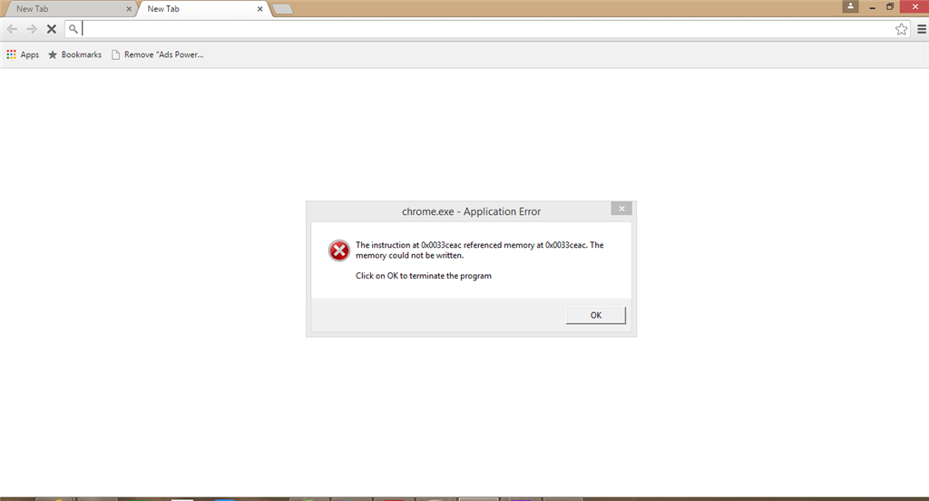 Memory Could Not Be Written Windows 8 Microsoft Community