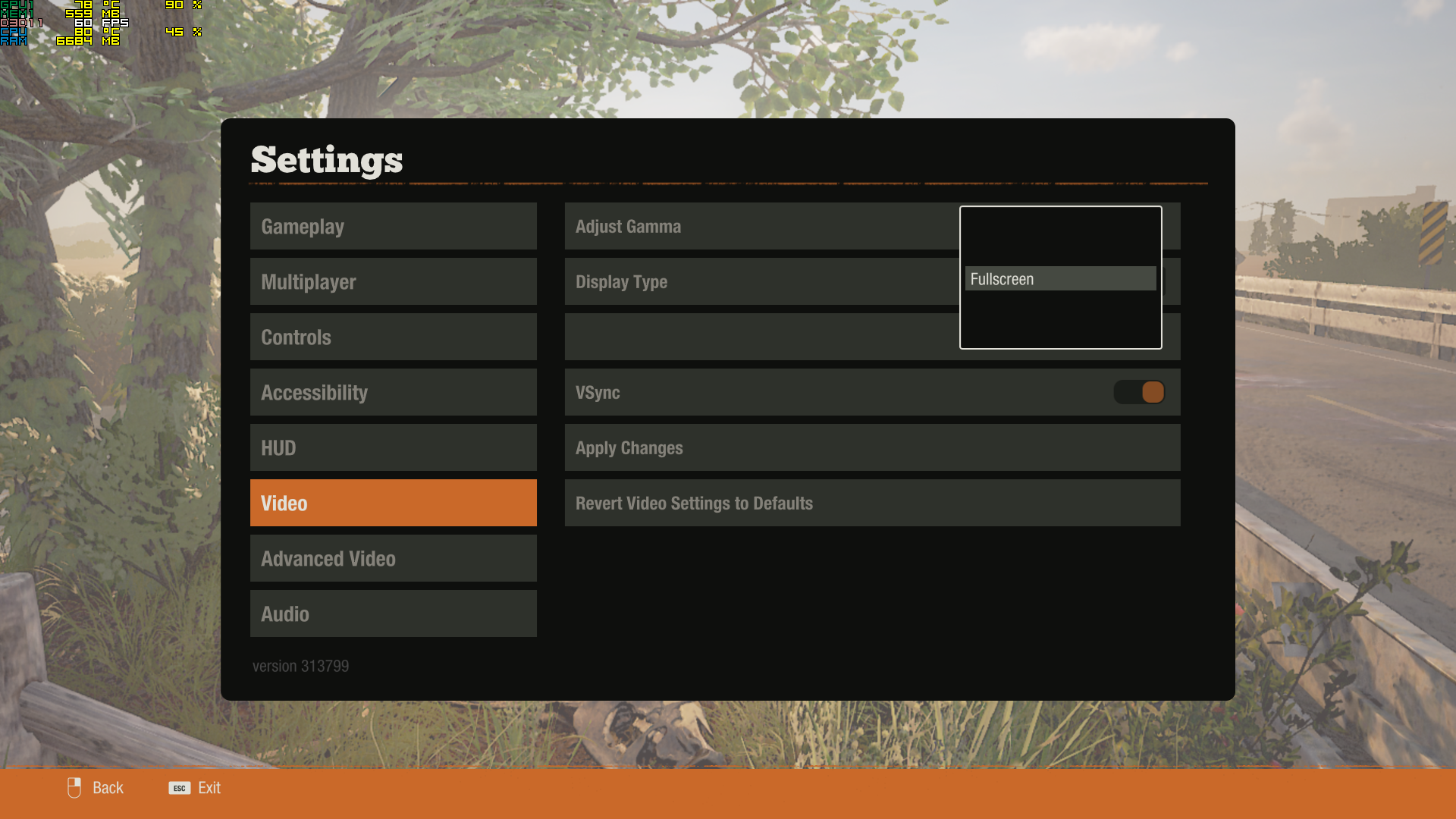 State of decay 2- cant change the resolution nor switch