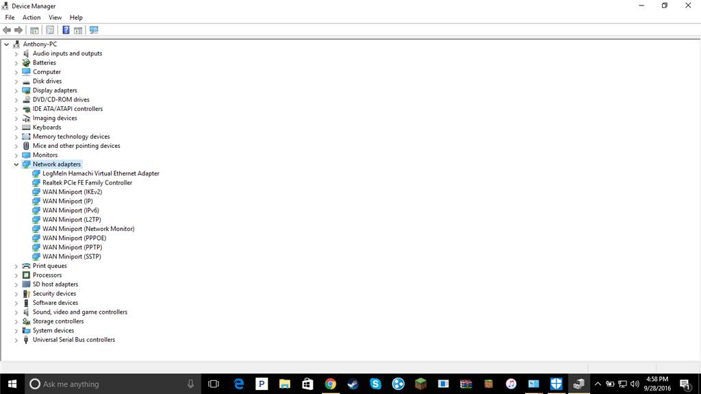WiFi Issue  - Microsoft Community