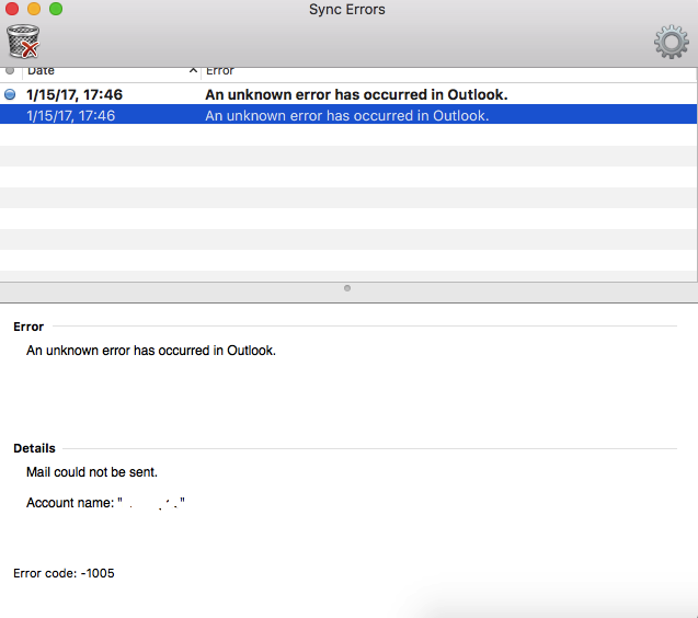 Server Timeout in Outlook 365 for Mac  - Microsoft Community