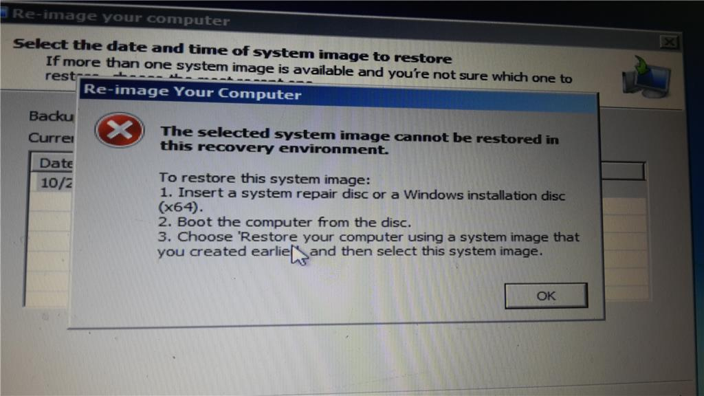 How To Enter Windows Recovery Environment Windows 7 How to