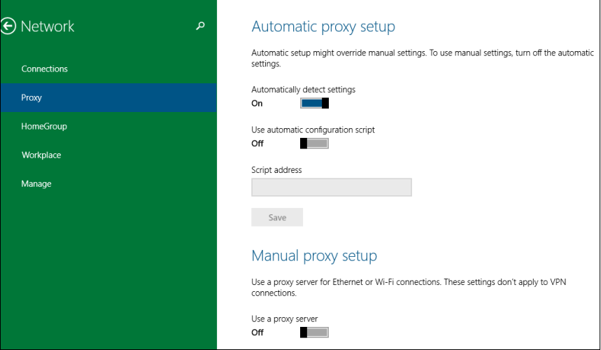 Windows 10 Build 9879 proxy server settings  Microsoft Community
