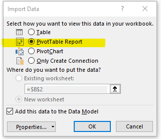 Excel Power Pivot Object Reference Not Set To An Instance Of Microsoft Community