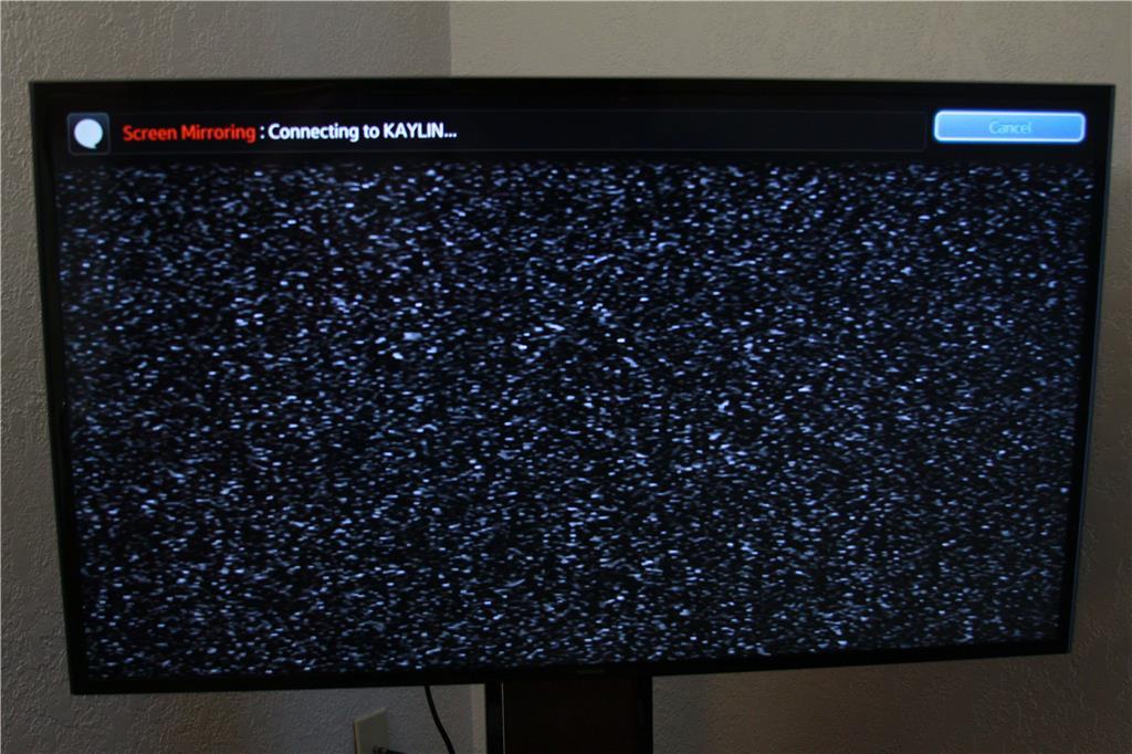 Windows 10 cast device to Samsung Smart Tv problems  - Microsoft