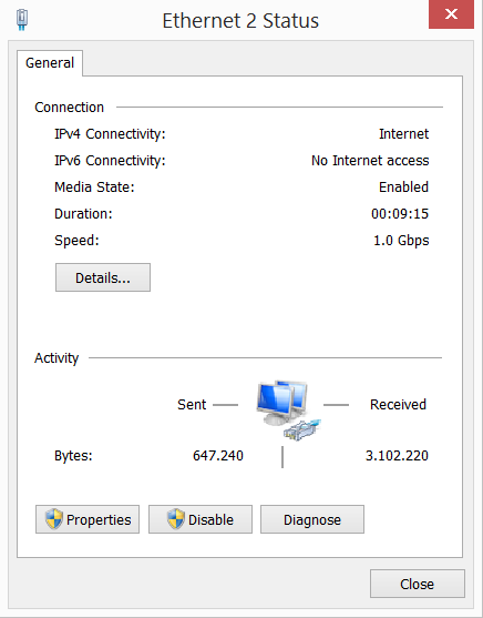 intel 82579v gigabit network connection драйвер windows 10