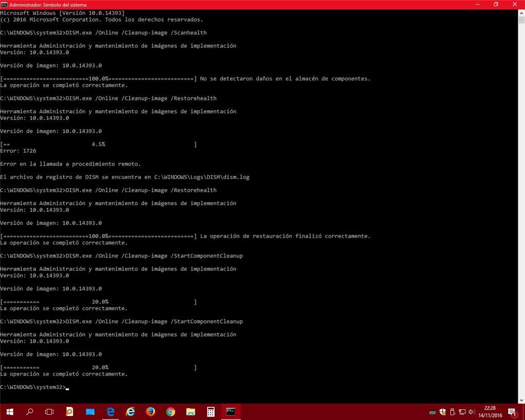 Windows 10 - Falla en inicio de sesión al reiniciar. - Microsoft ...