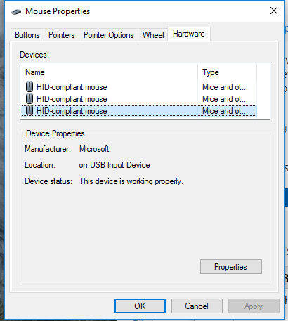 6cbb274d611 touchpad scroll not working - Microsoft Community