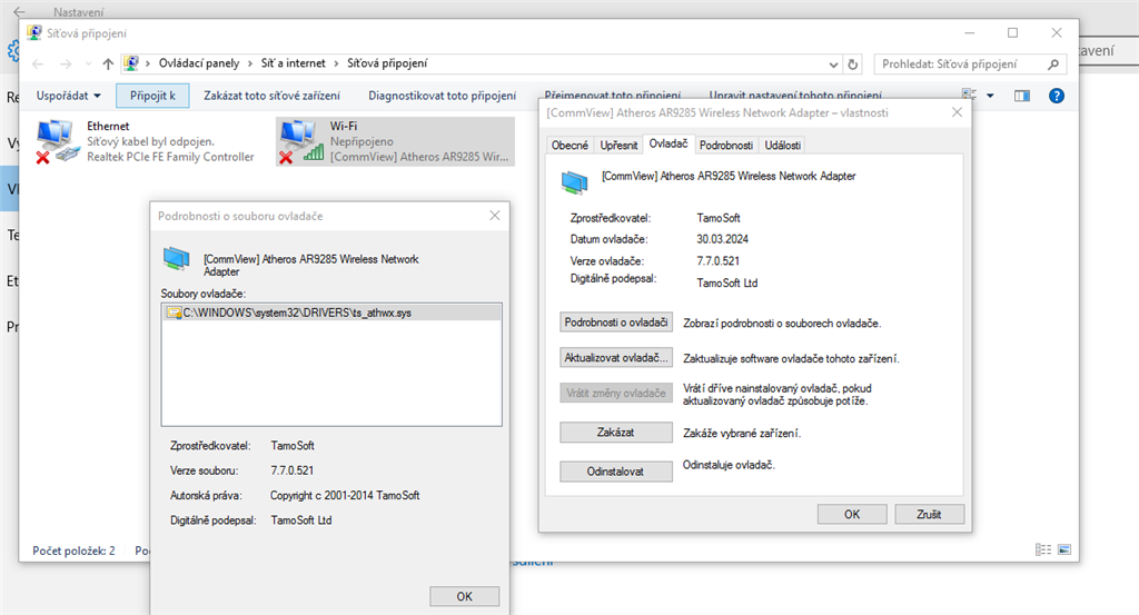 commview for wifi windows 10
