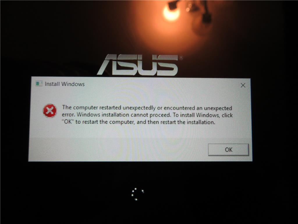 windows 10 recovery problem on asus vivotab note 8 - Microsoft Community