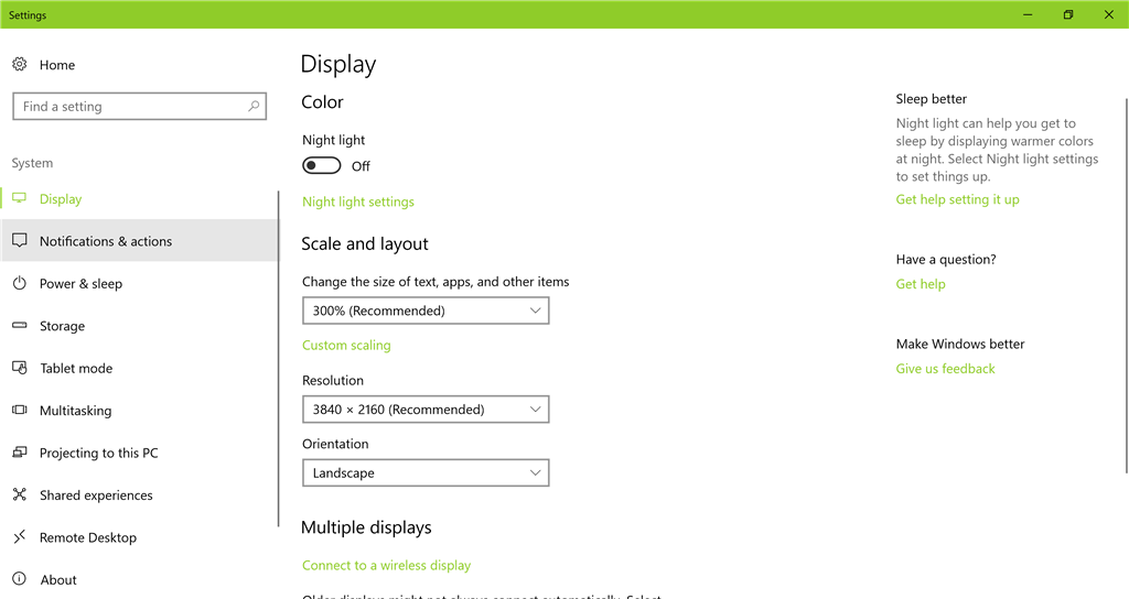 HDR option is missing in Display Settings - Microsoft Community