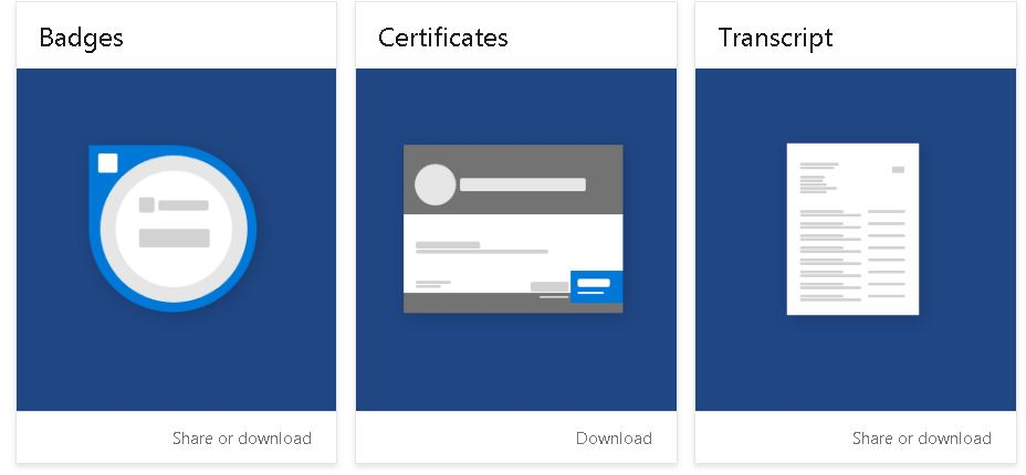 Microsoft Certifications In Dashboard Training Certification And