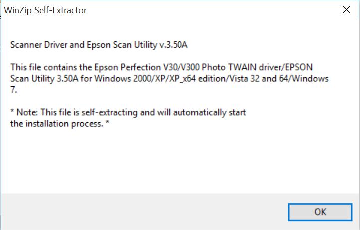 Epson v300 scanner driver windows 8.