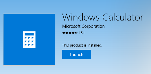 Cant find Calculator and Xbox after Windows 10 Update - Microsoft