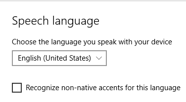 Unable to Download Cortana Speech Language Pack Windows 10