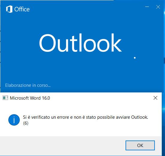 Impossibile avviare outlook 365 microsoft community - Impossibile avviare microsoft outlook impossibile aprire la finestra di outlook ...
