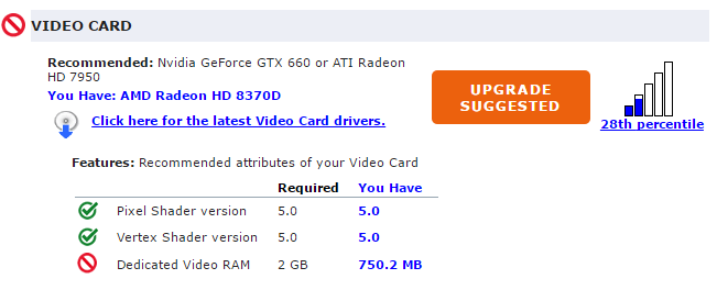 How to dedicate more video memory on Windows 10 desktop