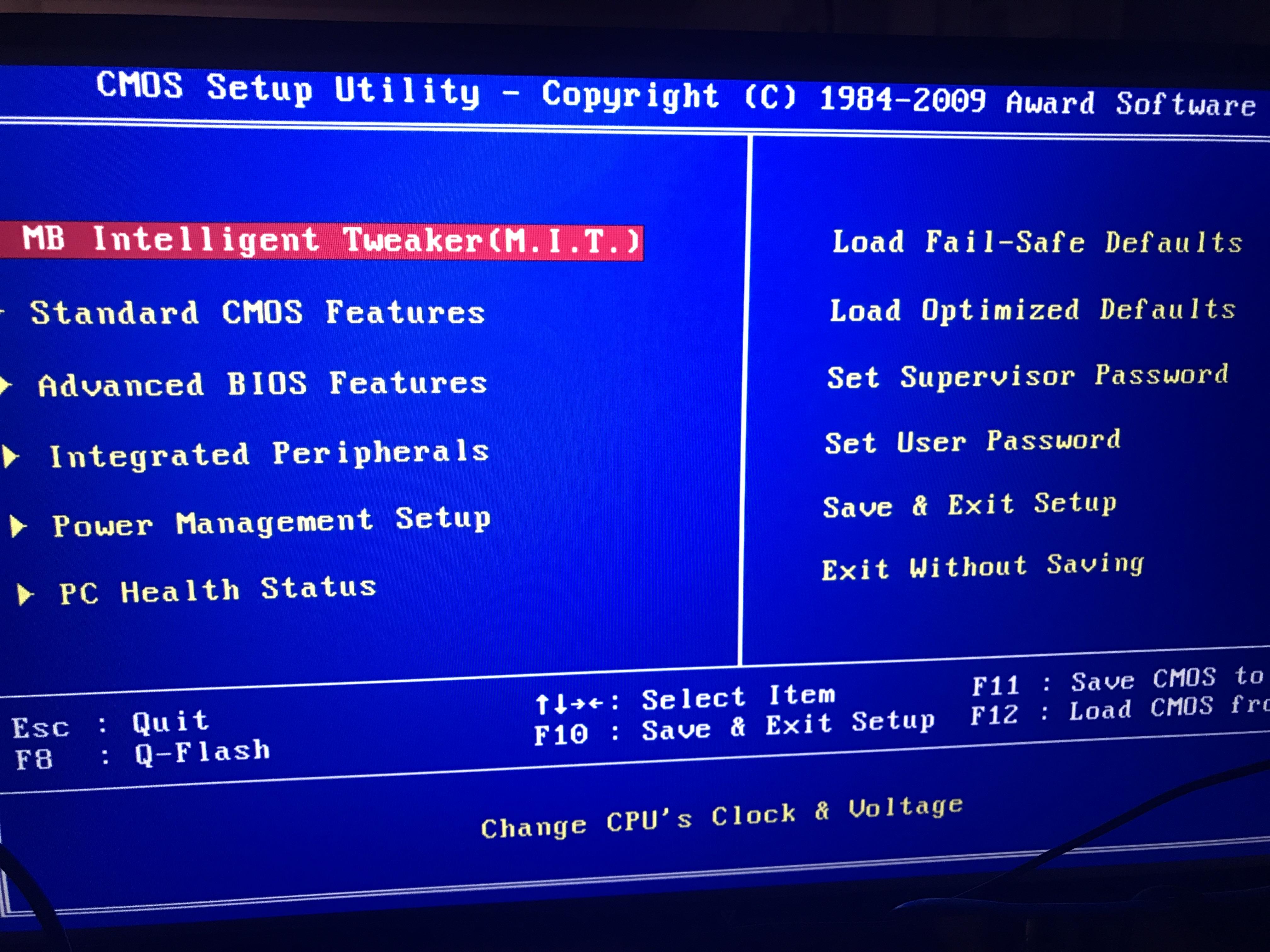 Windows Installation schlägt fehl