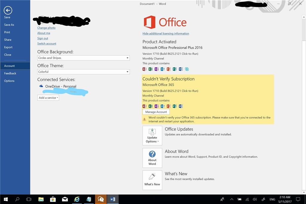 microsoft office uninstall and reinstall