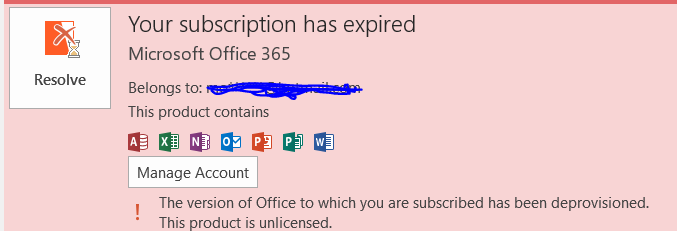 how to activate microsoft word 365