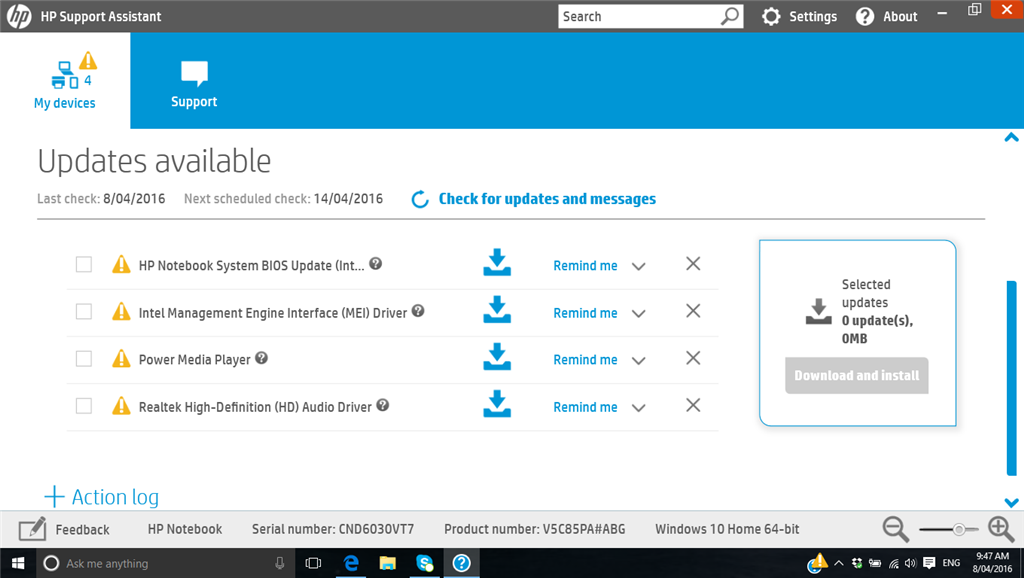 Windows 10 updates installs very slow  - Microsoft Community