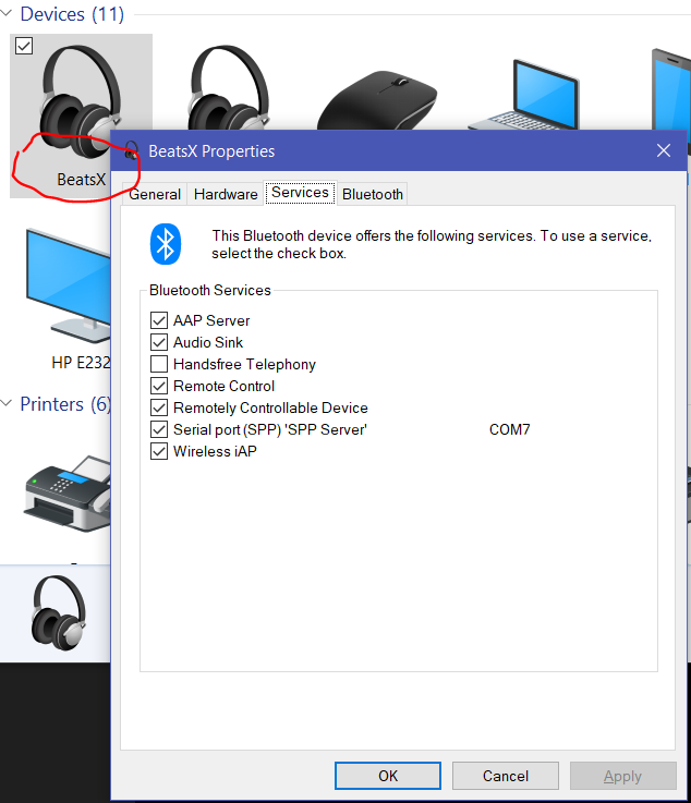 Bluetooth headset not working - Microsoft Community