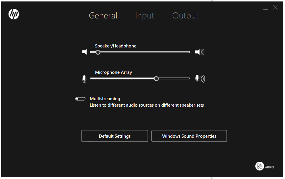 Windows 10 Home v1803 Won't Recognize Headphones - Microsoft