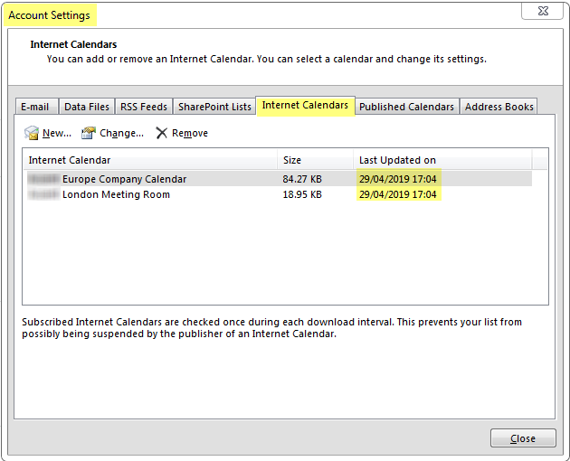 Shared calendar send/receive error - Microsoft Community