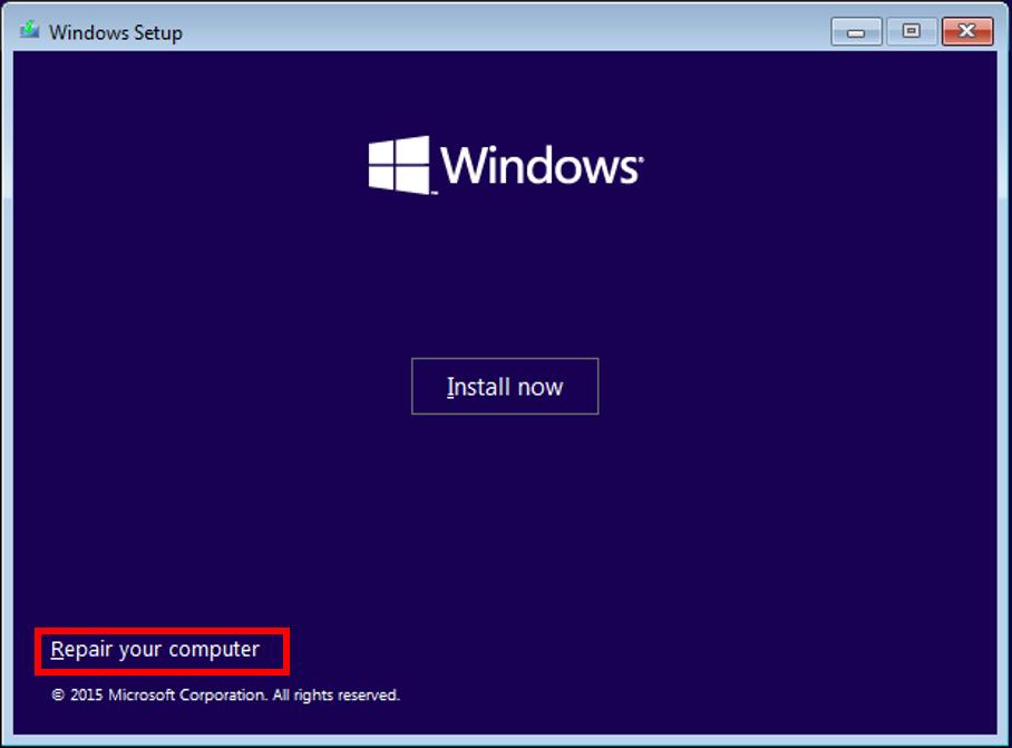 no puedo arrancar w10, borre el usuario administrador - Microsoft ...