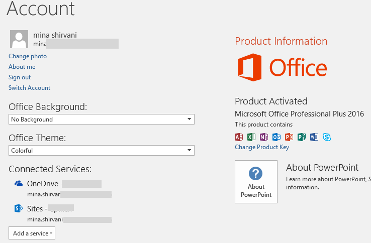 Morph transition is missing in Office 2016 - Microsoft Community