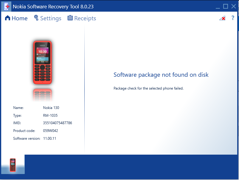 Nokia 130 RM-1035 Change in Languages - Microsoft Community