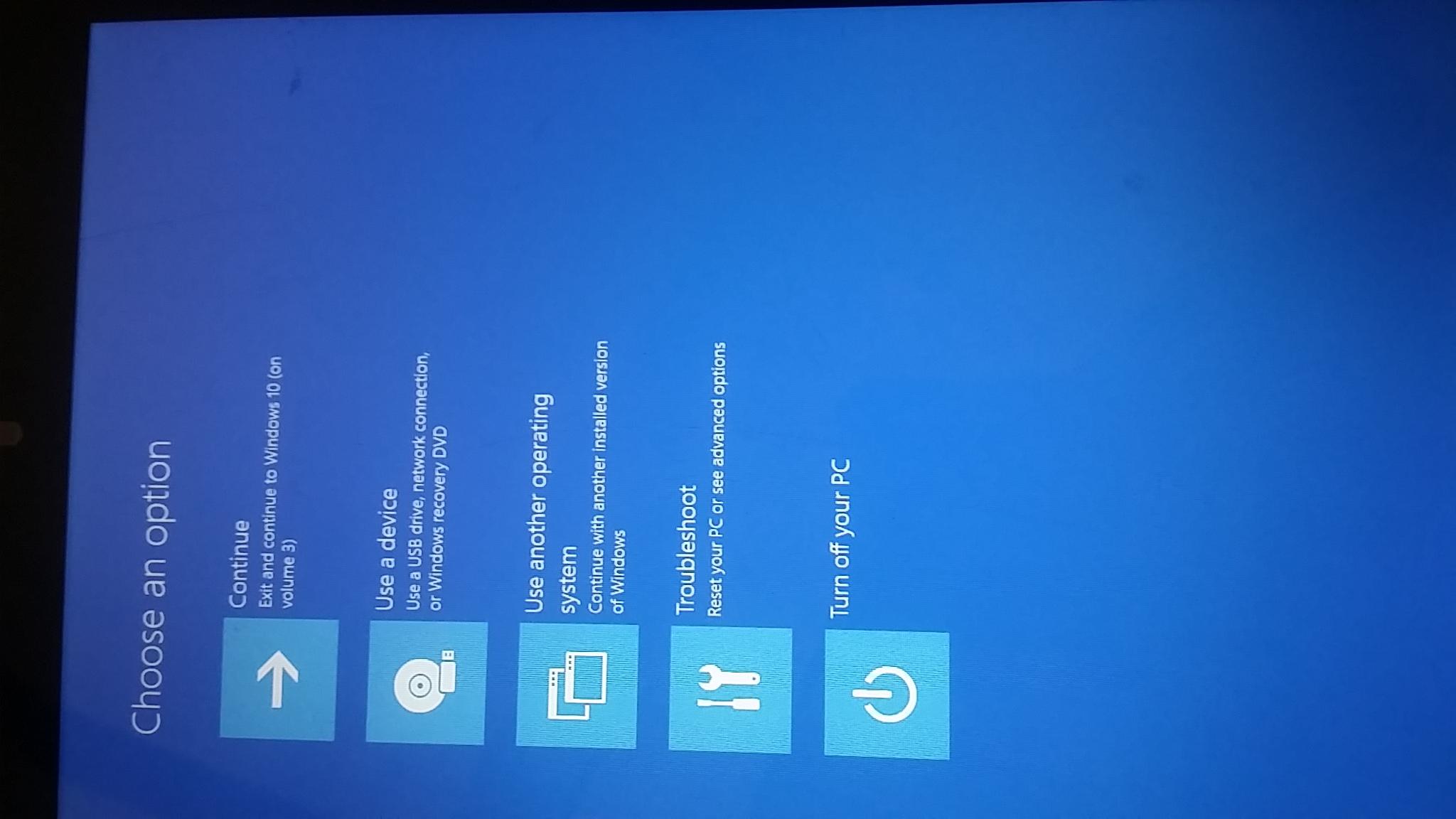 RCA tablet reset - Microsoft Community