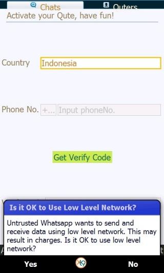 Installing whatsapp on windows mobile 6 1 - Microsoft Community