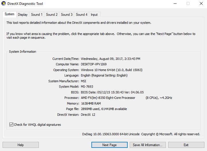 Windows 10 Game crashes - Microsoft Community