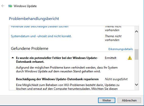 2018-10 Update für Windows 10 Version 1709 für x64-basierte