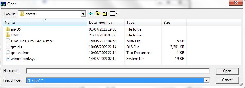 vcdrom.sys file