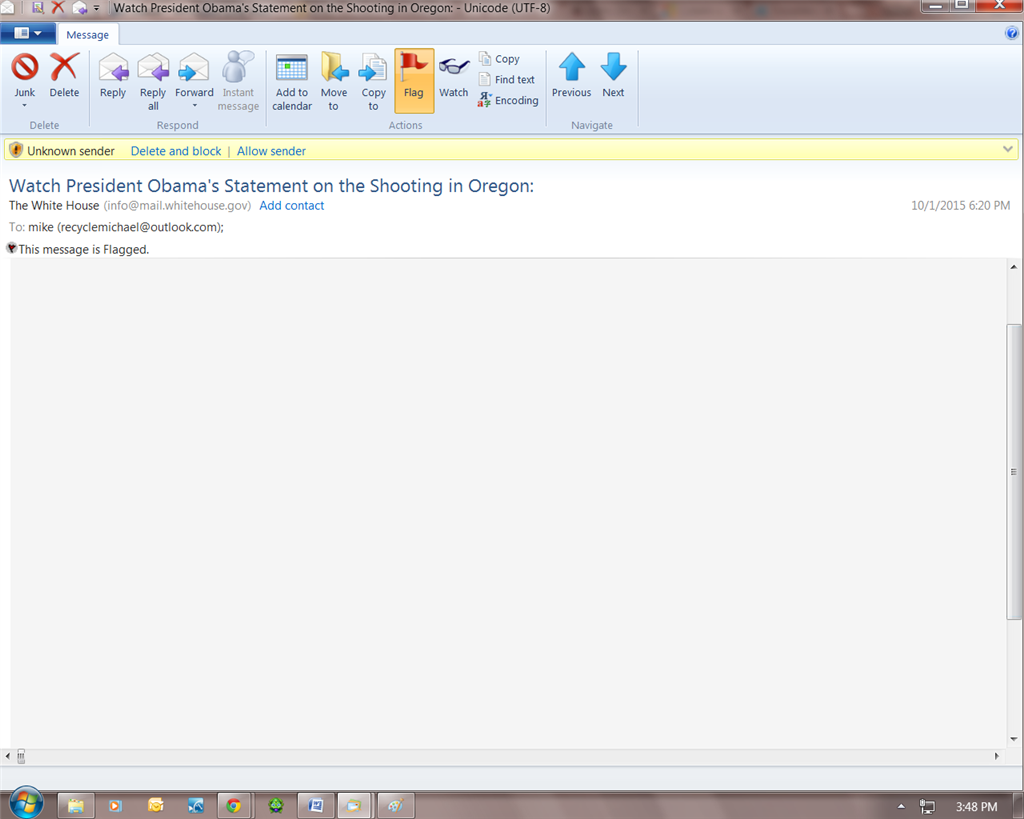 reinstalling windows live mail 2012
