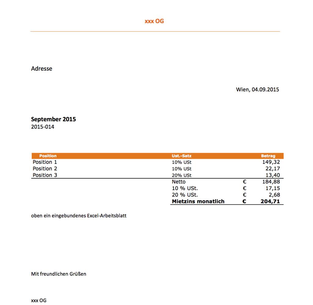 Office 2016 Mac: Excel Arbeitsblätter in Word - Darstellung ...