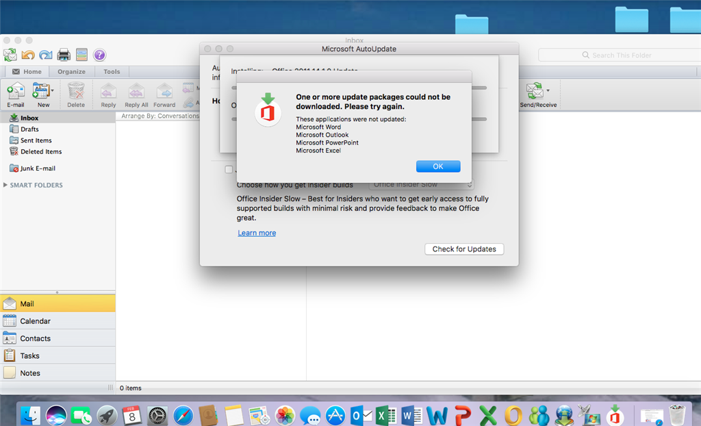 Retrieve emails from Office 2011 for Mac via Time machine to put on