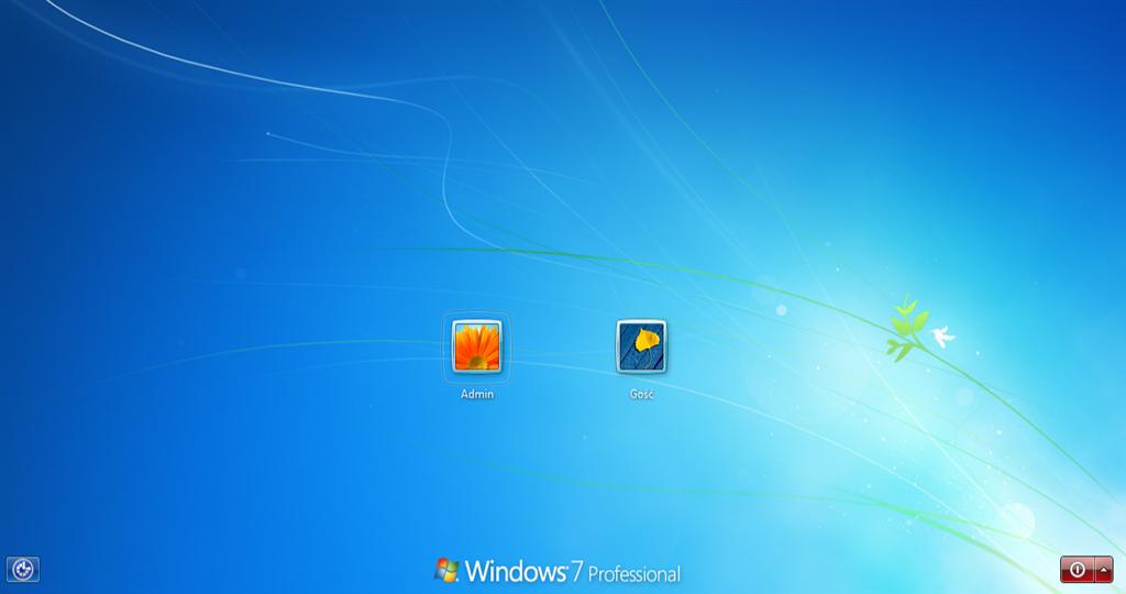Windows 8.1 Logowanie
