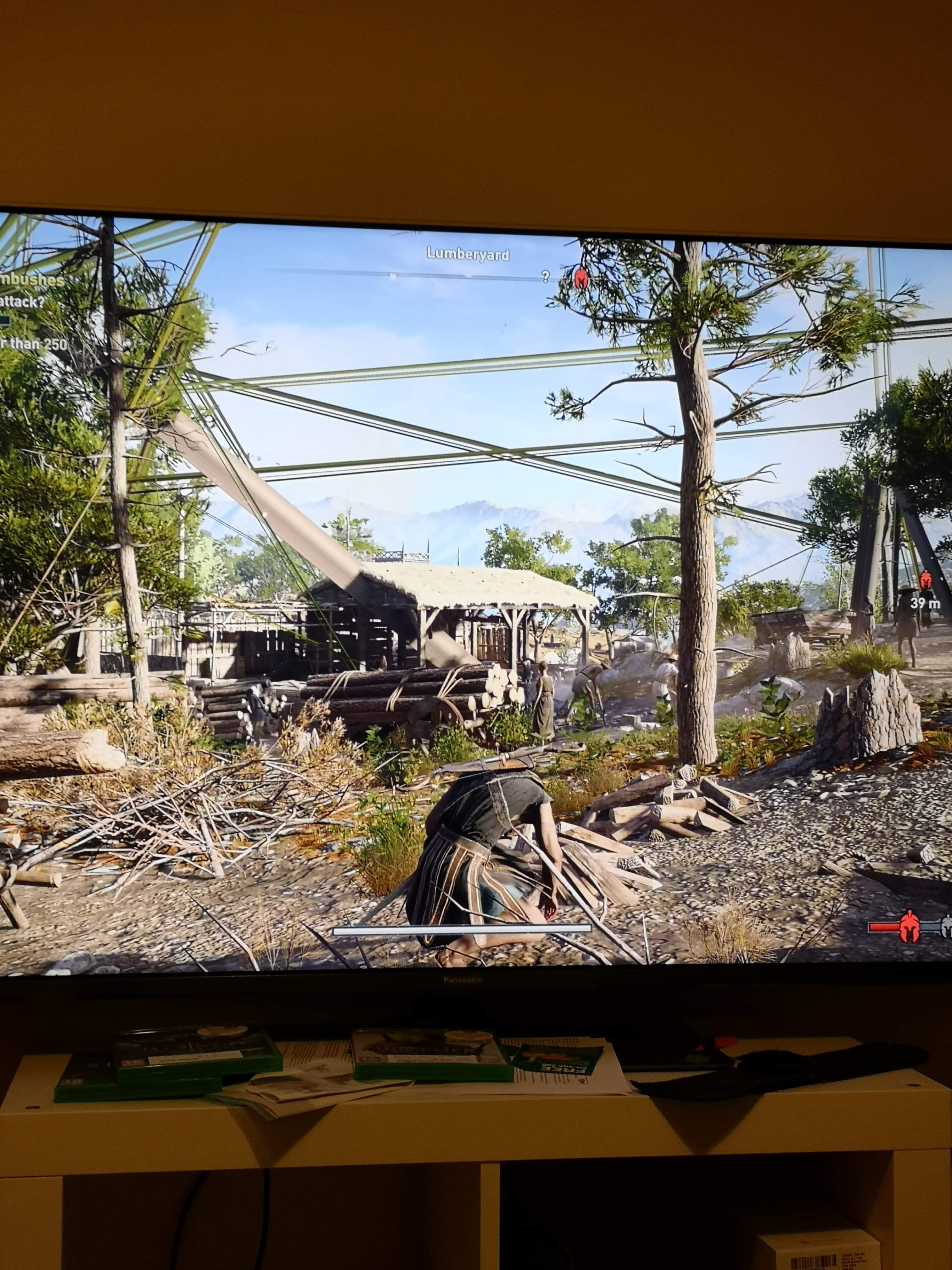 Assassin's Creed Odyssey Graphic glitch - Microsoft Community