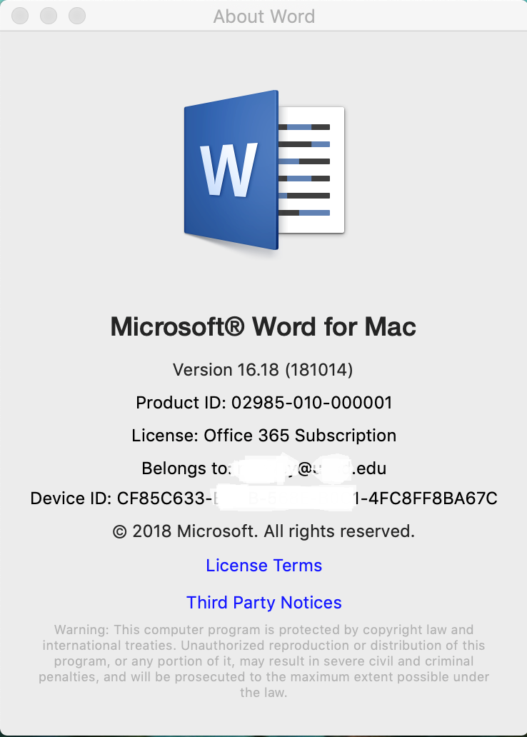 Word crashes when any document is opened  - Microsoft Community