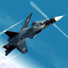Su-47 Berkut NBI